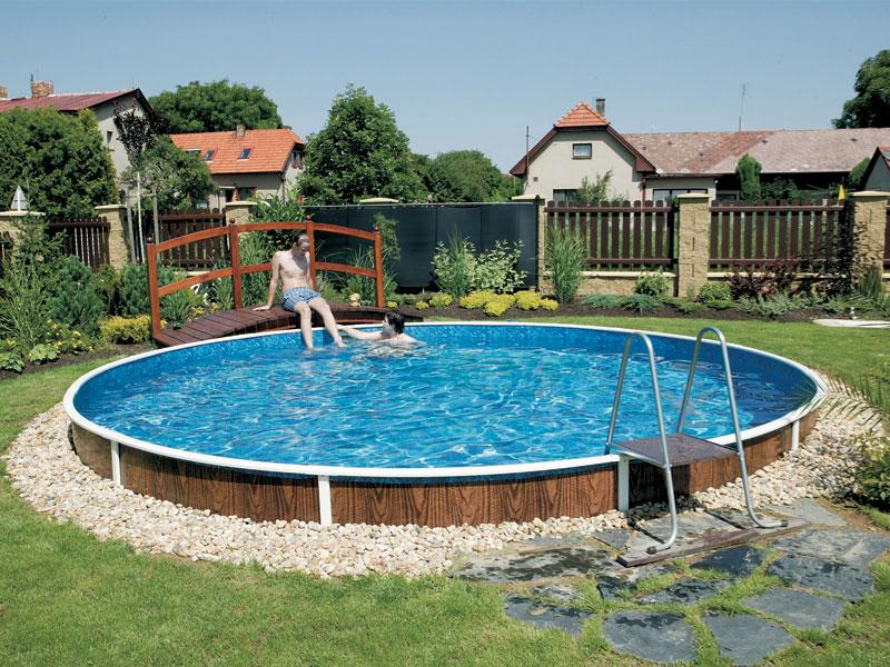 Pomysł na prezent dla dziecka i całej rodziny: duży basen ogrodowy