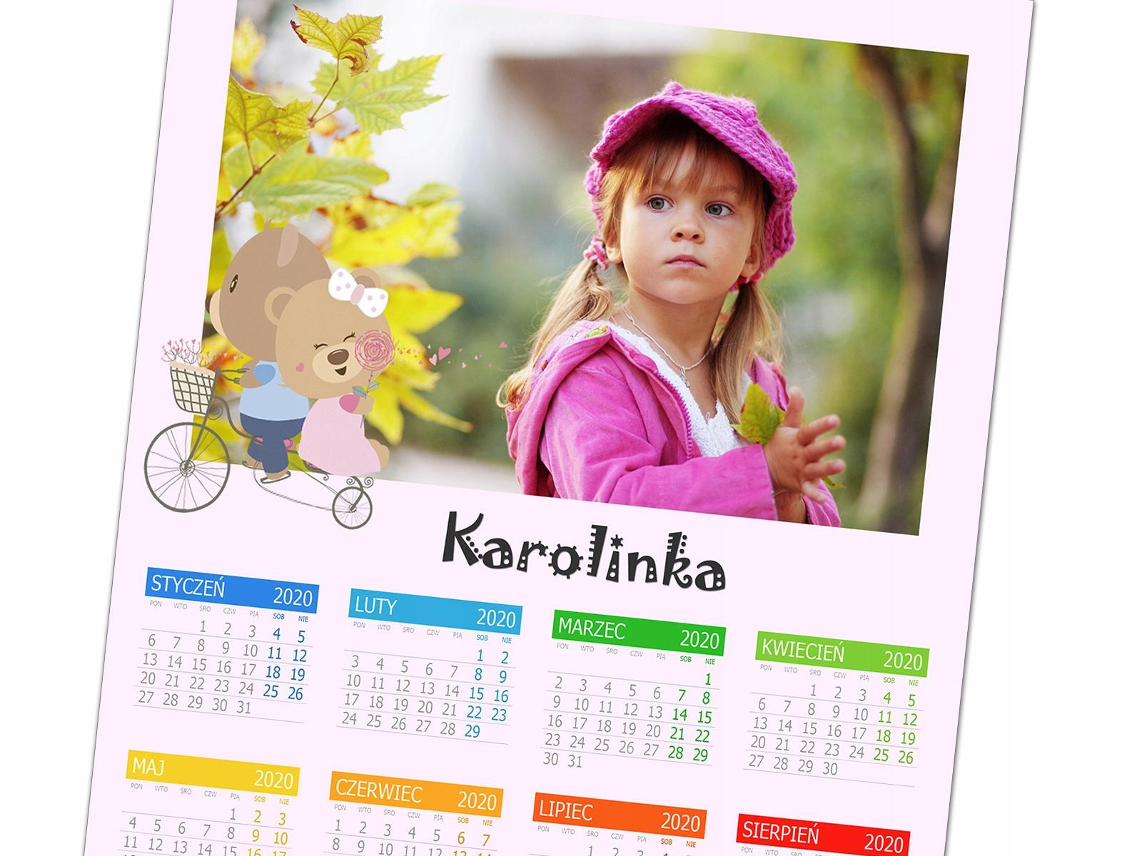 Fotokalendarz w prezencie dla mamy