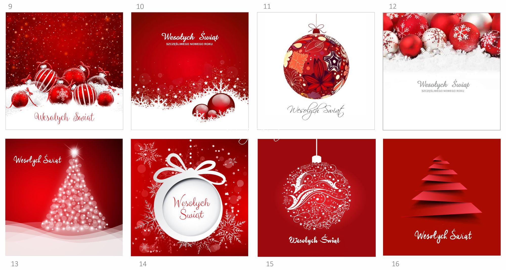 Historia pocztowej kartki świątecznej
