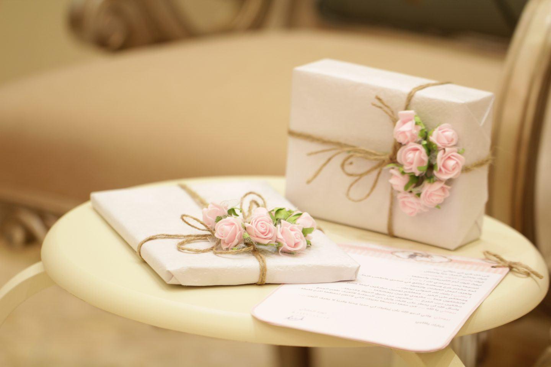 Prezenty ślubne, które wyszły z mody