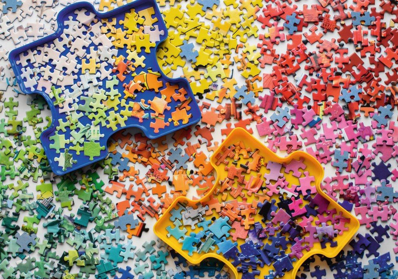 Poukładane prezenty, czyli dlaczego warto obdarować puzzlami