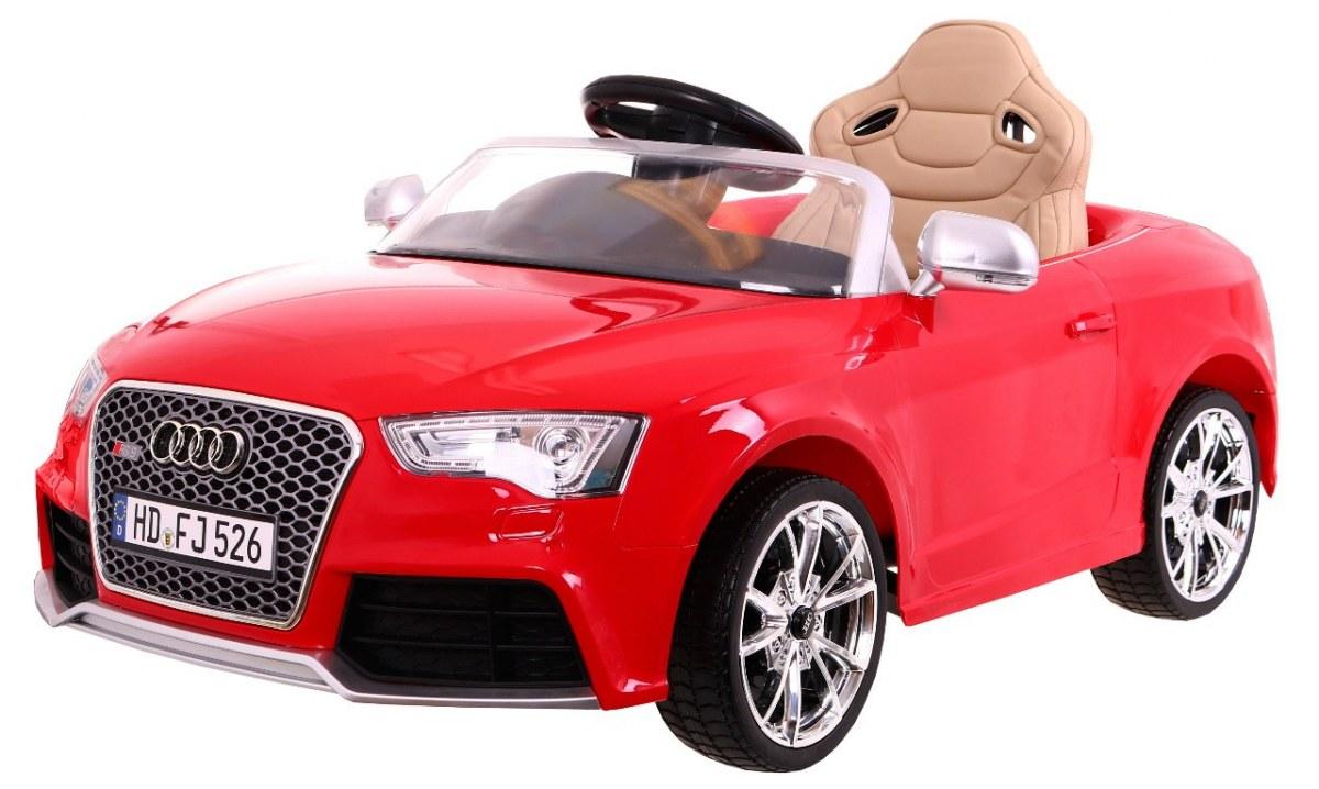 Jaki zabawkowy pojazd w prezencie dla 6-latka?